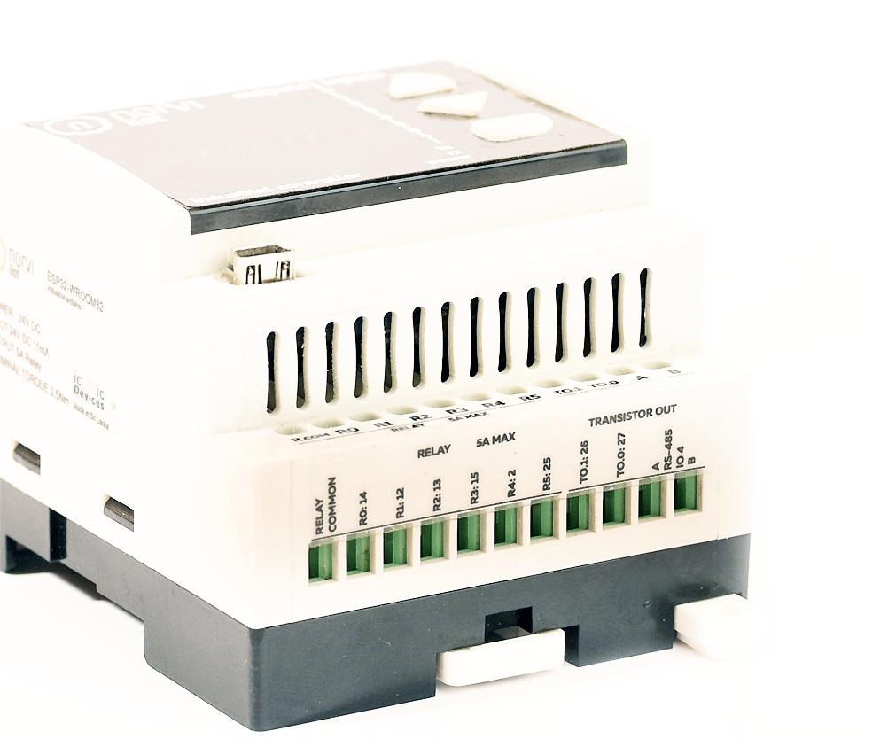 Industrial ESP32 Pinout