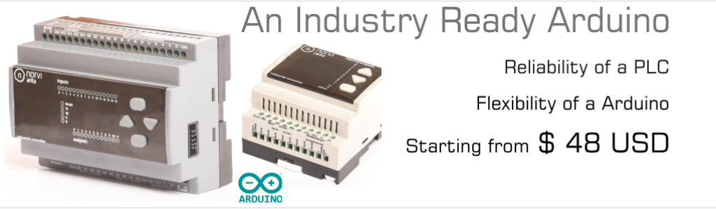 Arduino for Industrial us
